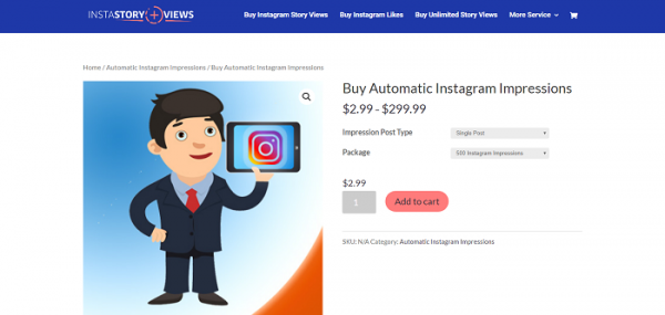 Purchase Instagram Story Perspectives For $0.55
