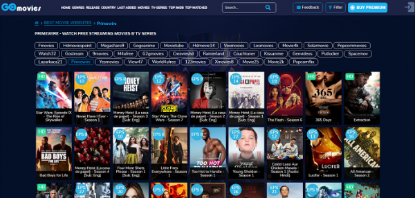 10 Greatest Free Picture Streaming Sites