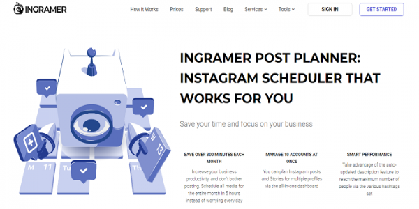 UPDATED The Way To Hack Instagram Account Step instagram post scheduler