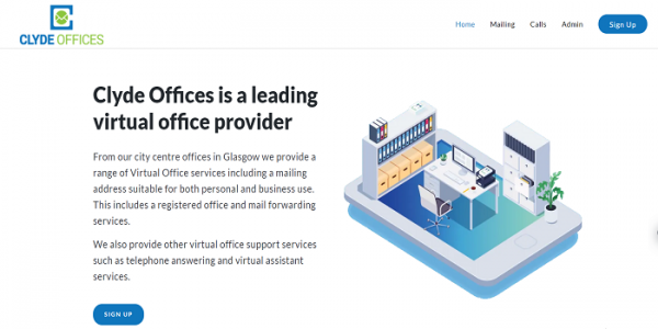 Finest Concepts For Sending By Mail virtual office glasgow